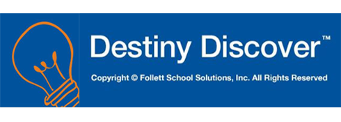 Destiny Discover/Follett Shelf - Highland Elementary School